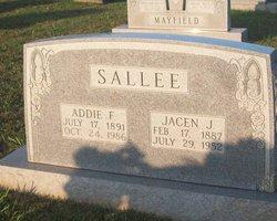 Addie F Sallee