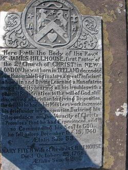 Rev James Hillhouse