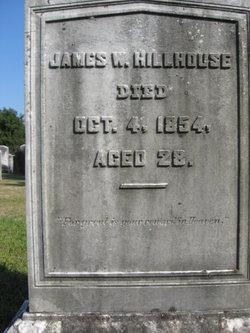 James W Hillhouse