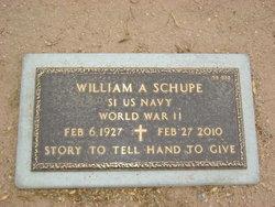 William Arthur Schupe