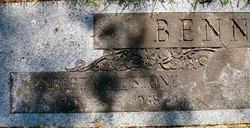 Alberta <I>Stone</I> Bennett