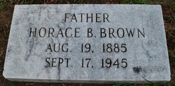 Horace Buford Brown