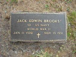 Jack Edwin Brooks