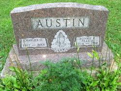 Bonnie V. <I>Frazee</I> Austin