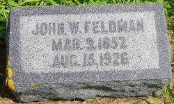 John W Feldman