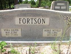 Noble Neville Fortson