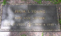 Julia Lee <I>Raumaker</I> Young