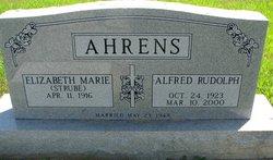 Alfred Rudolph Ahrens