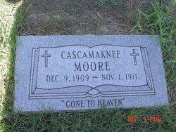 Cascamaknee Moore