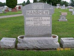 """James R. """"Uncle Jimmy"""" Hanshew"""
