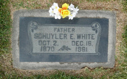 Schuyler Everett White