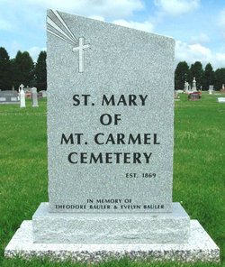 Saint Marys of Mount Carmel Cemetery