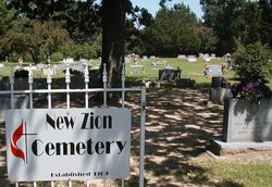 New Zion Cemetery