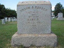 Frank Asbury Barber
