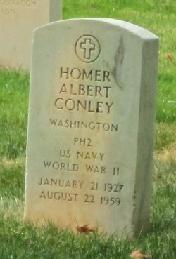 "Homer Albert ""Al"" Conley"