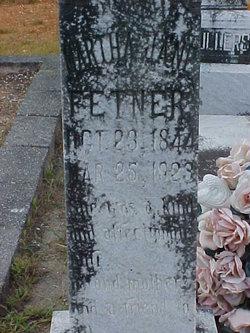 Martha Jane <I>Lashley</I> Fetner