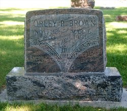 Orley Ray Brown