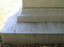 Mary A. Adams
