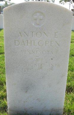 Anton E Dahlgren