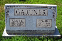 Grace Elizabeth <I>Larman</I> Gartner