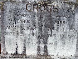 Monroe Jackson Cross