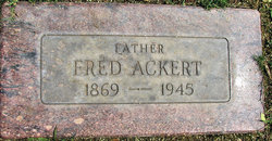 Fred Ackert
