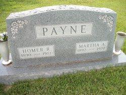 Martha Alice <I>Mounts</I> Payne