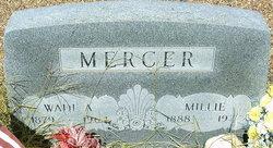 Millie <I>McCullough</I> Mercer