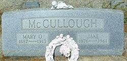 Mary Ozella <I>Green</I> McCullough