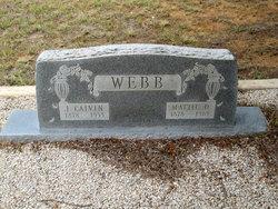 John Calvin Webb