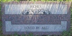 "George Richard ""Richey"" Booth"