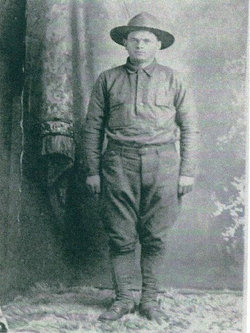 "PVT Eligha T.G. ""Elijah"" Duckworth"