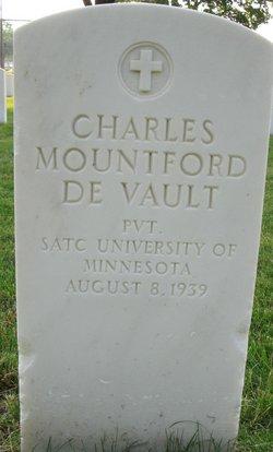 Charles Mountford Devault