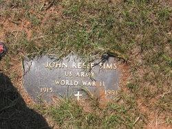 John Reese Sims