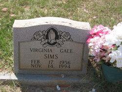 Virginia Gale Sims