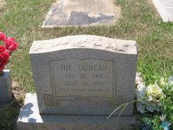 Joe Duncan