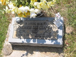 Marjorie Sue  Bird  Chapman