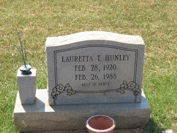 Lauretta T. Hunley
