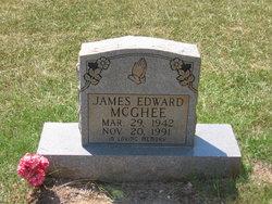 James Edward McGhee
