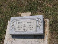 Marie T. Chapman