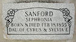 Sephronia Sanford