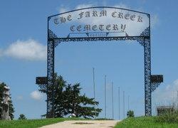 Farm Creek Cemetery