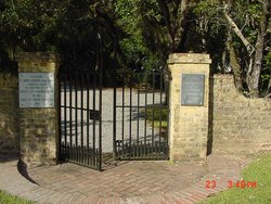 Saint James Goose Creek Cemetery