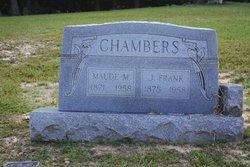 Maude <I>McCord</I> Chambers