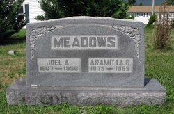 "Aramitta R. ""Mittie"" <I>Strole</I> Meadows"