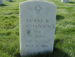 Duane Ronald Johansen