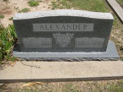 J T Alexander