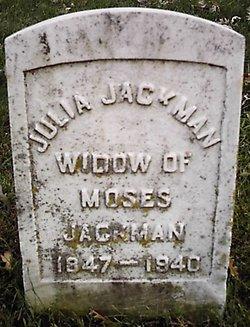 Julia <I>Watrous</I> Jackman