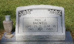 Paul James Bagwell