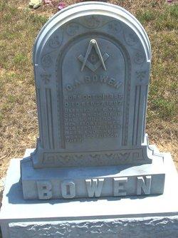 Clarence Alferson Bowen